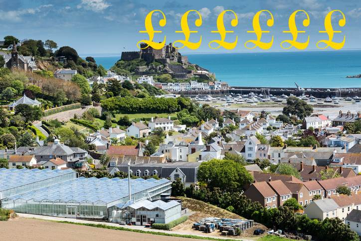 debt recovery from Jersey