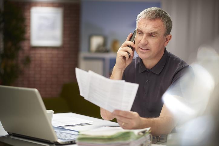proper protocol for debt claim